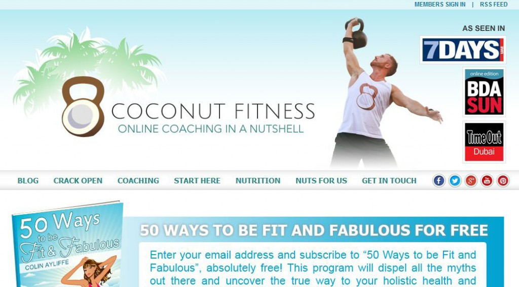 CoconutFitness